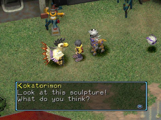 digimon world 2003 full